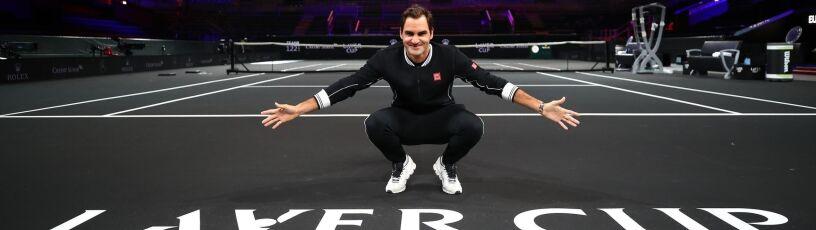 Fanka zjadła z Federerem kolację, którą sama przygotowała