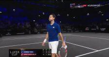 Thiem pokonał Shapovalova w pierwszym meczu Pucharu Lavera