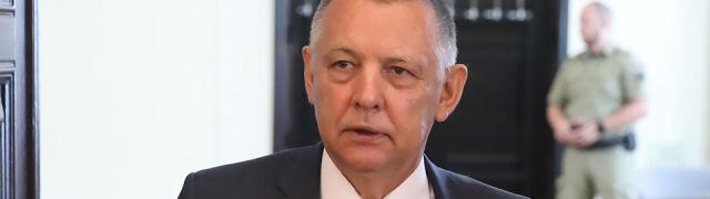 Marian Banaś: wystąpię  z wnioskiem o bezpłatny urlop