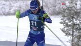 Najlepsza trójka sprintu kobiet w Hochfilzen