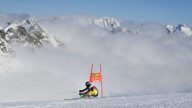 Pogoda w Val d'Isere wymusiła na organizatorach zmiany