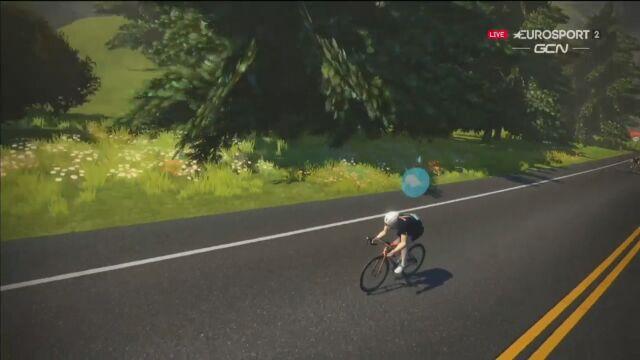 Osborne mistrzem świata w e-sportowych mistrzostwach świata w kolarstwie