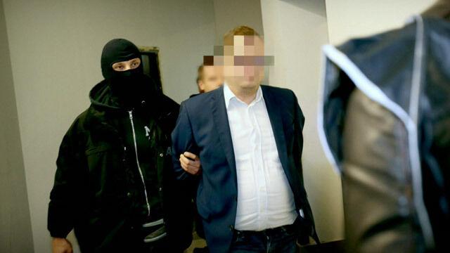 Stanisław Sz. został zatrzymany w połowie października