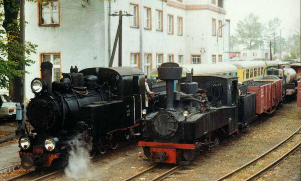 Łobżenica 1992 r.