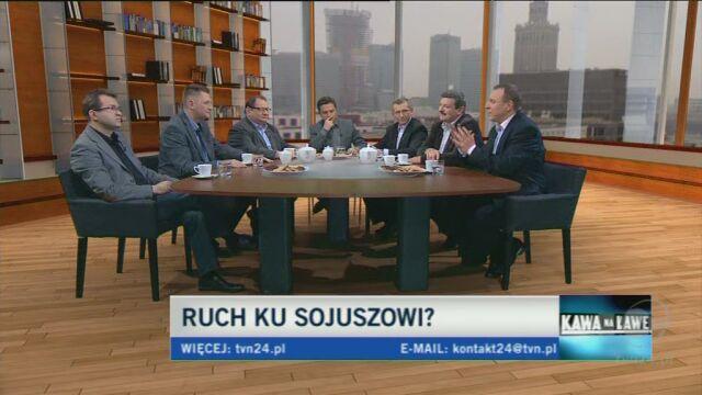 Kurski: Ze zjednoczenia lewicy nic nie wyjdzie (TVN24)