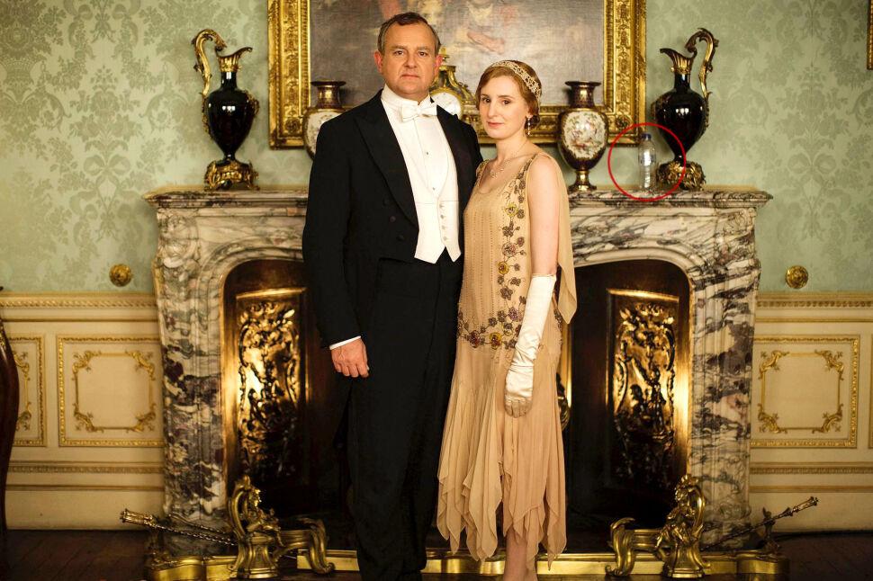 """Internet ostro kpi z wpadki """"Downton Abbey"""". Ekipa odpowiada żartem"""