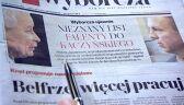 """Fragmenty listu, który miał napisać do Kaczyńskiego Falenta, ujawniła w środę """"Gazeta Wyborcza"""""""