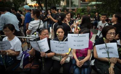 """Media: władze Hongkongu """"zawieszą"""" nowelizację prawa ekstradycyjnego"""