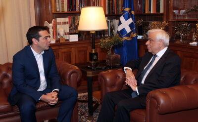 Prezydent zgodził się na rozwiązanie greckiego parlamentu