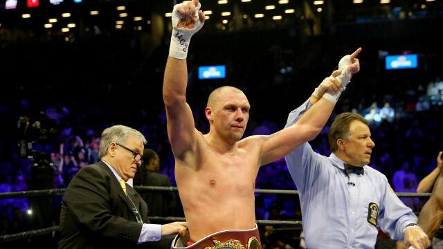 Odebrali pas Łotyszowi. Głowacki stoczy walkęo tytuł mistrza świata