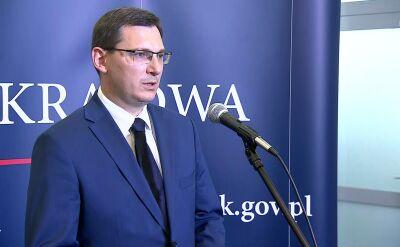 Prokuratura Krajowa: Tusk jest przesłuchiwany w charakterze świadka