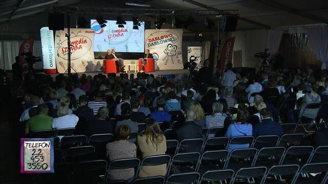 Szkło Kontaktowe z wizytą w Darłowie, cz. 1