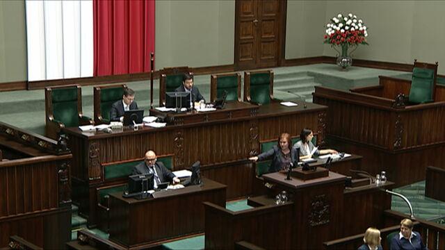 Burzliwy spór o lekarzy rezydentów w Sejmie