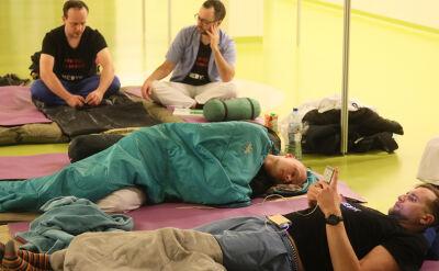 Ósma doba strajku głodowego. Lekarze rezydenci się nie poddają