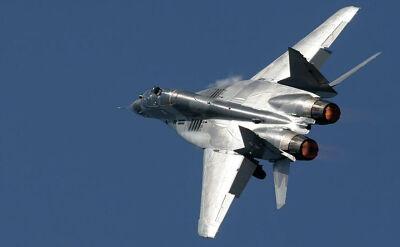 Wojsko straciło łączność z samolotem
