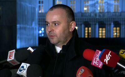 Paweł Mucha o spotkaniu prezydenta z szefem PKW