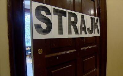 """""""Żeby się rada pedagogiczna odbyła, musielibyśmy przerwać strajk"""""""