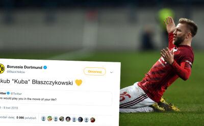 Borussia Dortmund pisze o Błaszczykowskim