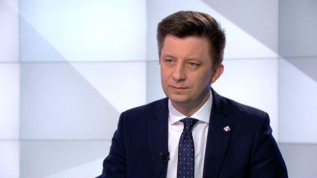 """Michał Dworczyk w """"Rozmowie Piaseckiego"""""""