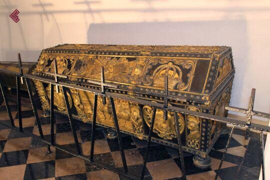 Sarkofag króla Władysława IV Wazy