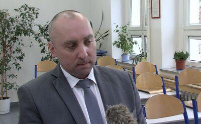 Dyrektor placówki w Starogardzie Gdańskim nie wpuścił strajkujących nauczycieli do szkoły