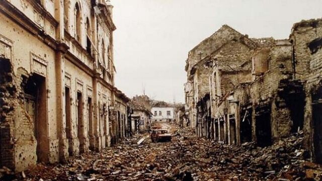 Bośniacki Serb skazany za zbrodnie wojenne