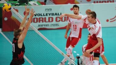 Nie ma mocnych na polskich siatkarzy. Kanada urwała seta, ale Rio bliżej biało-czerwonych