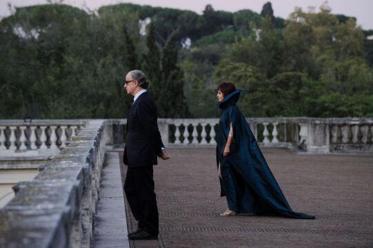 Toni Servillo i Sabrina Ferilli