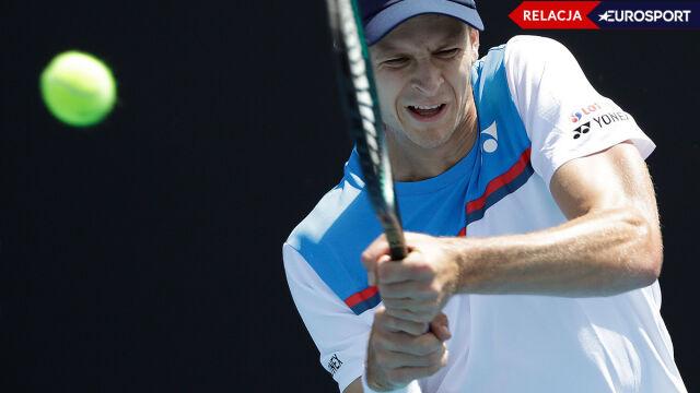 Hurkacz - Millman w drugiej rundzie Australian Open [RELACJA]