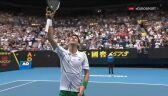Djoković pokonał Ito w 2. rundzie Australian Open