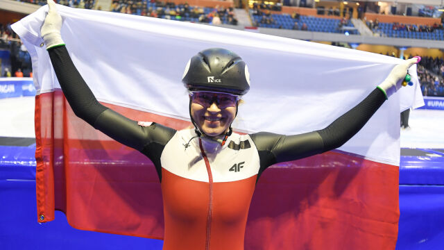 Natalia Maliszewska z brązowym medalem mistrzostw Europy