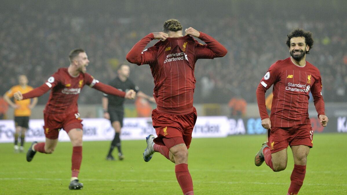 Liverpool poważnie postraszony. Męczyłsię, ale i tak wygrał