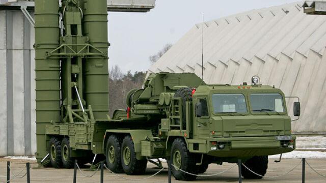 Rosja instaluje na Krymie kolejny system rakietowy S-400
