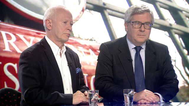 """Boni i Czarnecki byli gośćmi """"Faktów po Faktach"""""""
