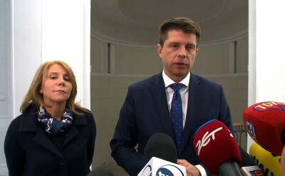 Petru: marszałek Sejmu dysponuje ekspertyzami prawnymi, że głosowanie nad budżetem było nielegalne