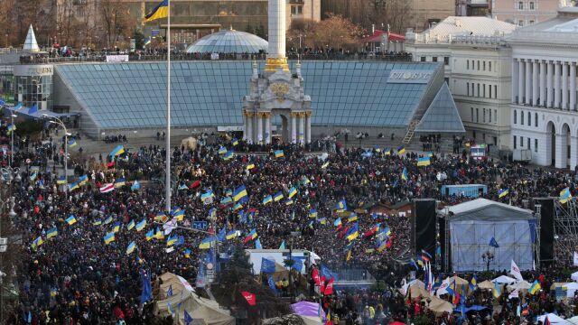 Najnowsza relacja wysłannika TVN24 z Majdanu