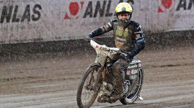 Deszcz wygonił żużlowców. Grand Prix w Pradze storpedowane