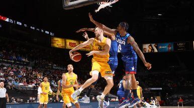 W składzie gwiazdy NBA, na parkiecie rozczarowanie. Kolejna porażka kadry USA