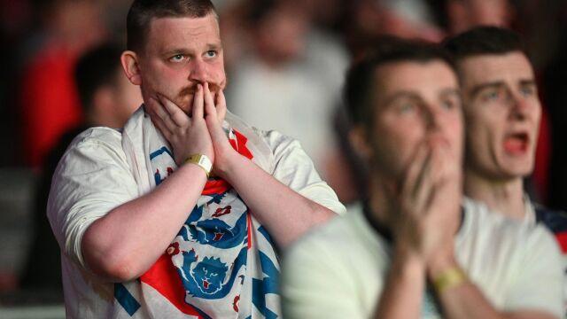 Wielka oglądalność finału Euro w Anglii. Przebija go tylko jedno wydarzenie