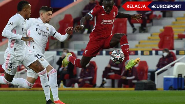 Liverpool - Real Madryt [Relacja]
