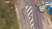 Ataki na ostatniej wspinaczce na Cauberg w Amstel Gold Race