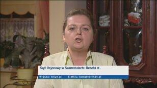 Renata Begger apeluje do Andrzeja Leppera