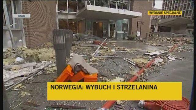 Mieszkanka Norwegi, Dorota Leśkiewicz-Sathran, o sytuacji w Oslo