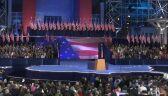 Relacja korespondenta Faktów TVN ze sztabu Clinton