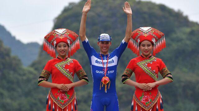 Mas zwycięzcą wyścigu Tour of Guangxi. Marczyński królem gór