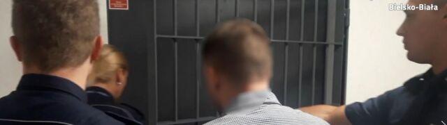 Strażnik miejski przyznał się do zabicia żony. Była w szóstym miesiącu ciąży