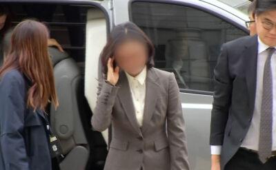 Aresztowano żonę byłego ministra sprawiedliwości Korei Południowej