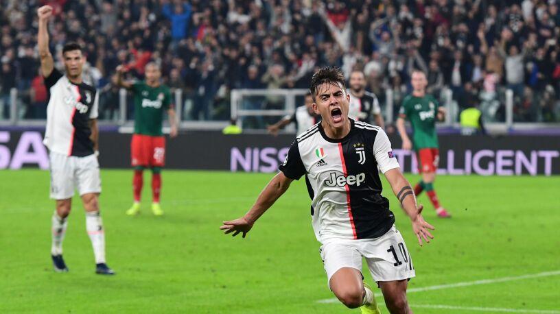 """Dybala ocalił Juventus w """"polskim meczu"""""""