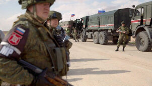 USA zwiększą ochronę złóż. Rosja odpowiada wzmocnieniem sił przy granicy