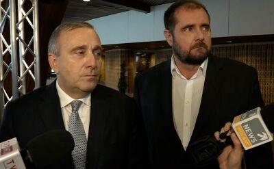 Schetyna spotkał się w środę z przedstawicielami Rady Europy